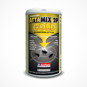 Attamix 2P Gold